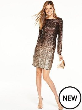 coast-demi-bronze-sequin-dress