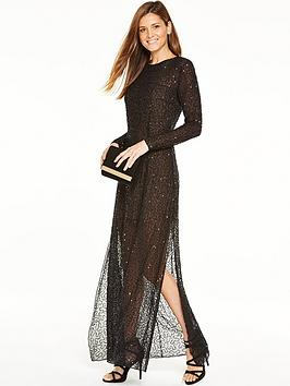 french-connection-french-connection-hettie-jewel-maxi-dress