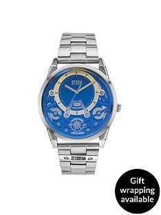 storm-mechron-lazer-blue-dial-stainless-steel-bracelet-mens-watch