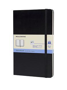moleskine-a5-art-plus-hard-cover-sketchbook