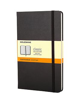moleskine-moleskine-classic-a6-hard-cover-ruled-notebook-black