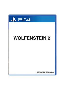 playstation-4-wolfenstein-2-ps4