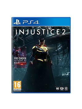 playstation-4-injustice-2