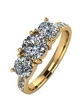 moissanite-9ct-gold-200ct-eq-total-moissanite-trilogy-ring-with-channel-set-shoulders