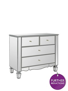ideal-home-miragenbspmirrored-2-2-drawer-chest