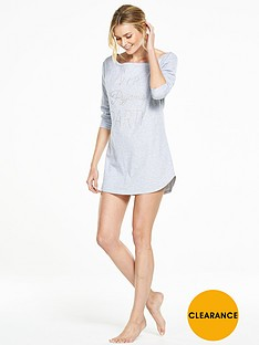 v-by-very-vipnbsppyjama-party-embellished-night-dress