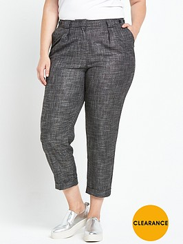 v-by-very-curve-woven-peg-trouser