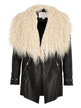 river-island-girls-black-mongolian-faux-fur-jacket