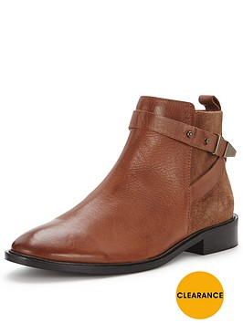 office-ace-cross-strap-ankle-bootnbsp