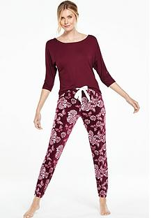 v-by-very-butterfly-fleece-pant-and-jersey-top-pj-set