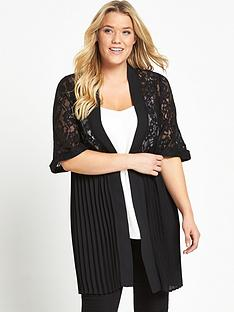 lost-ink-curve-lace-pleated-throw-on