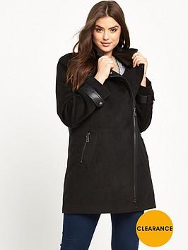 lost-ink-curve-pu-panel-coat