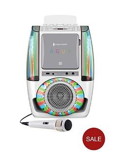 the-singing-machine-the-singing-machine-sml605-agua-white