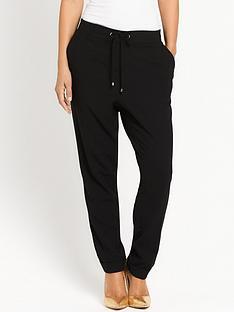 myleene-klass-tie-waist-relaxed-trousers-black