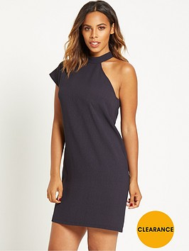 rochelle-humes-one-shoulder-dressnbsp