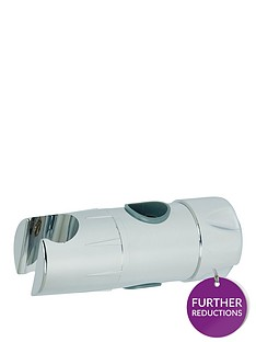 triton-riser-rail-shower-head-handset-holder-white-19mm