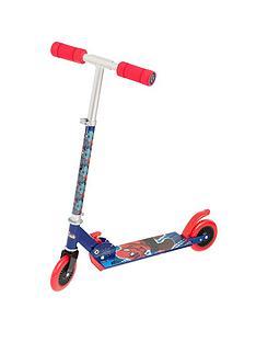 spiderman-spiderman-inline-folding-scooter