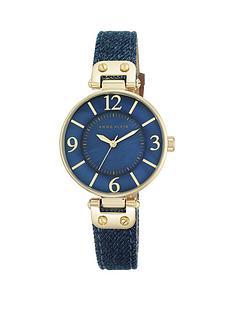 anne-klein-anne-klein-blue-dial-blue-leather-strap-ladies-watch