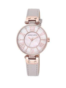 anne-klein-anne-klein-white-dial-rose-tone-case-white-leather-strap-watch