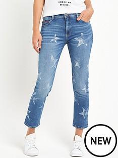 hilfiger-denim-straight-cropped-lana-jean-star-print