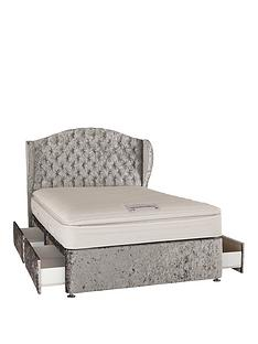 luxe-collection-from-airsprung-marilyn-1000-pocket-pillow-top-divan-with-headboard-and-storage-options