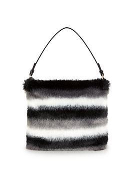 v-by-very-slouch-faux-fur-shoulder-bag