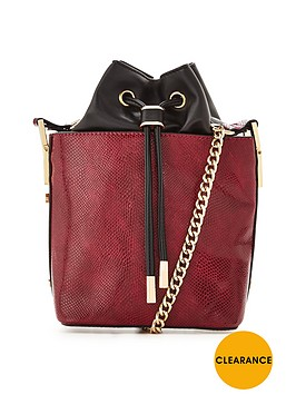 v-by-very-chain-strap-duffle-bag