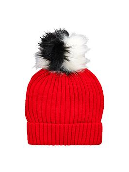 v-by-very-fashion-pom-pom-beanie