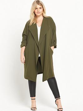ri-plus-soft-duster-jacket-khaki