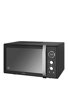 swan-25-litre-retro-digital-combi-microwave-black