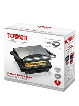 swan-tower-4-person-ceramic-health-grill-amp-griddle