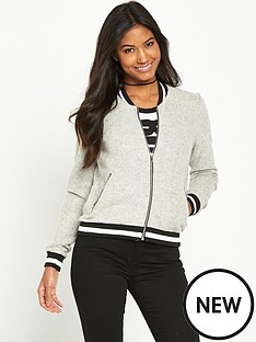 river-island-knitted-bomber-jacket
