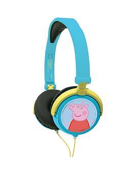 peppa-pig-stereo-headphones