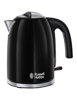 russell-hobbs-20413-colours-plus-kettle-black