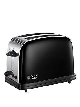 russell-hobbs-23331-colours-plus-2-slice-toaster-black