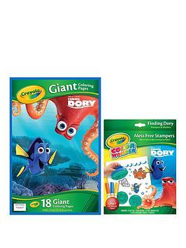 crayola-finding-dory-colouring-bundle