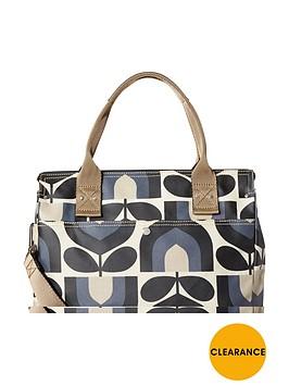 orla-kiely-zip-messenger-bag