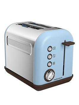 morphy-richards-accents-2-slice-toaster-azure