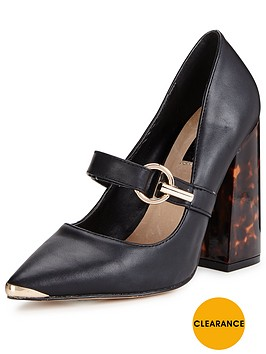 lost-ink-daphne-flared-block-heel-buckle-shoenbsp