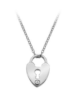hot-diamonds-sterling-silver-love-lock-pendant