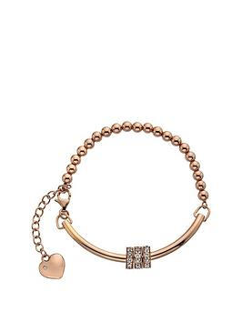 hot-diamonds-hot-diamonds-sterling-silver-rose-gold-plate-parade-bracelet
