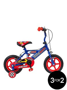 sonic-zoom-boys-bike-8-inch-frame