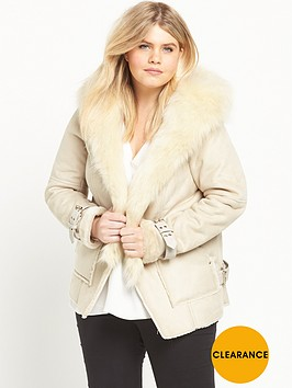 ri-plus-faux-shearling-coat