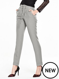 v-by-very-tapered-leg-belt-detail-trouser
