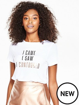 v-by-very-contoured-slogan-t-shirt