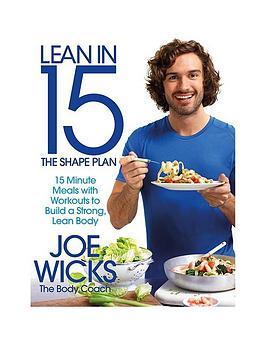 joe-wicks-lean-in-15-the-shape-plan-book