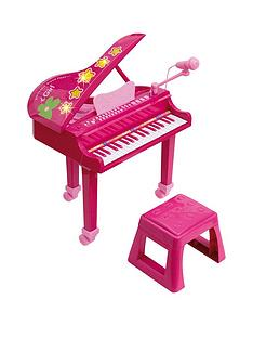 bontempi-electronic-grand-piano-with-stool-and-microphone-pink