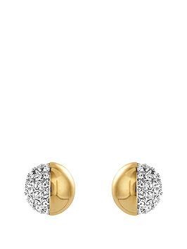 buckley-london-gold-tone-greenwich-crystal-earring