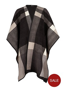v-by-very-checksolid-reversible-cape