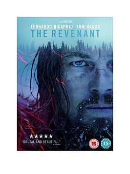 the-revenant-dvd